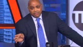Charles Barkley Reacts To Montrezl Harrell Calling Luka Doncic A 'B-tch Ass White Boy' During Game 'You Don't Get To Have A Double Standard'