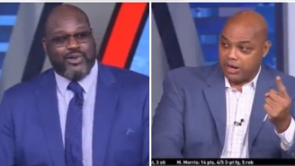 Charles Barkley Calls Shaq A 'Karen', Tells Him 'Kobe And Dwyane Wade Carried His Fat A–' During Argument On Inside The NBA