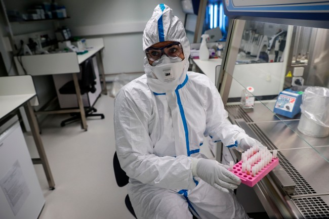 As the coronavirus pandemic continues to spread, the CDC's Director claim he's hopeful it will all end by spring