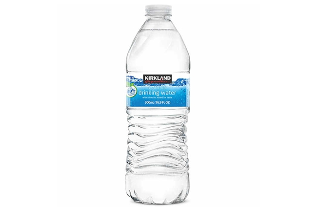 what favorite bottle water says about you