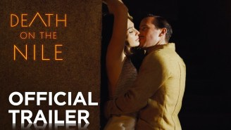 Gal Gadot Does Her Gal Gadot Thing In First Mysterious 'Death On The Nile' Trailer