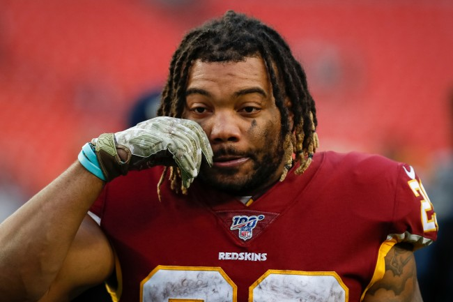Details claim that Derrius Guice reportedly choked his girlfriend until she was unconscious prior to his arrest