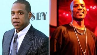 Jay-Z Cleared DMX's $12 Million Debt To Def Jam