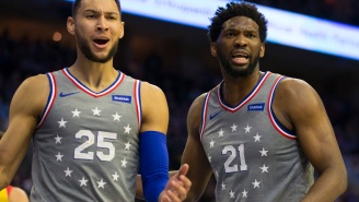 Sixers GM Elton Brand Is Getting Dragged On Twitter After Sharing His Plan For Ben Simmons And Joel Embiid