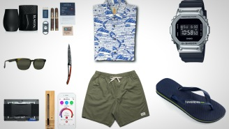 10 Everyday Carry Essentials For Living Your Best Damn Life