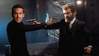 Hugh Jackman Is Down To Remake The Greatest Movie Of All-Time, 'Face/Off', With Ryan Reynolds