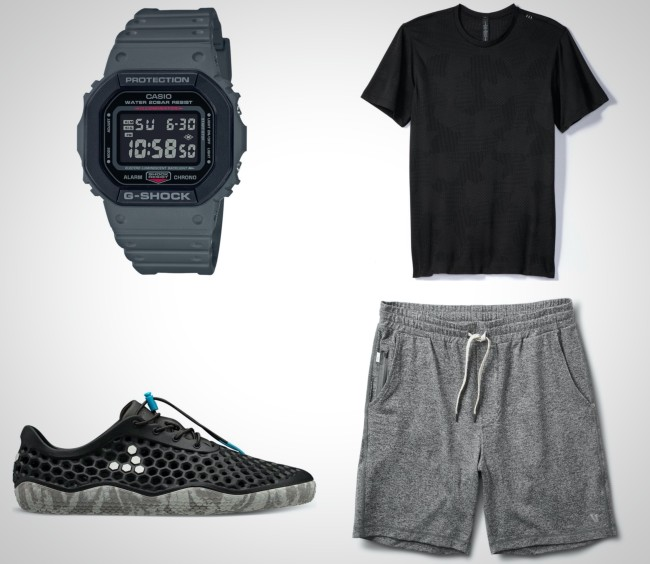 Everyday Carry Gear For Staying Fit