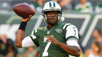 Geno Smith Unloads On ESPN For Writing About A Locker Room Fight That Happened Five F'in Years Ago