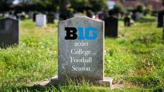 The Big 10 Has Reportedly Canceled Its College Football Season, Formal Announcement Expected Tomorrow