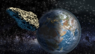 NASA Says Asteroid Could Potentially Hit Earth Day Before U.S. Presidential Election