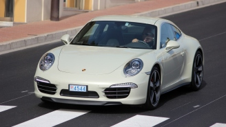 Florida Man Drives Off With $140,000 Porsche Using Phony Check He Printed From His Home Computer