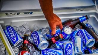 California Hero Uses Bud Light Beer To Save His Home From Burning In Vacaville Wildfire