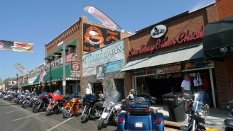 The Annual Sturgis Motorcycle Rally Is On With 250,000 Bikers Expected And This Surely Won't Backfire