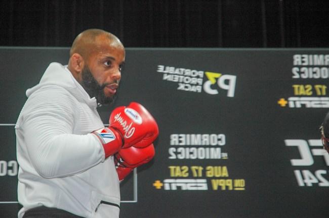 Daniel Cormier UFC 252