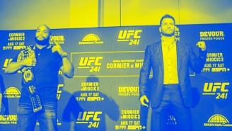 How To Watch UFC 252: Stipe Miocic vs. Daniel Cormier 3 On ESPN+