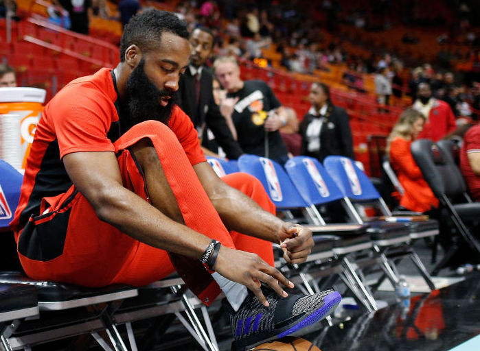 The 200 Million Endorsement Deal Adidas Gave James Harden Seems Like The Worst Investment Ever Five Years In Brobible