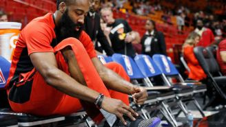 The $200 Million Endorsement Deal Adidas Gave James Harden Seems Like The Worst Investment Ever Five Years In
