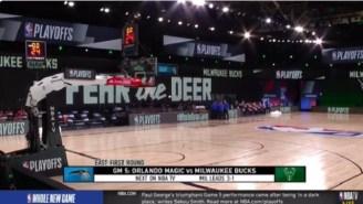 The Milwaukee Bucks Boycott Playoff Game In Protest Of Jacob Blake Shooting