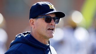 Jim Harbaugh's So Weird That He Once Lost A Top Recruit After Wearing Cleats Inside The Kid's House During A Visit