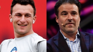 Darren Rovell Needs To Check His Pants After Johnny Manziel Admits To Getting Paid While In College