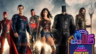The Post-Credit Podcast Ep. 3: Is 'Justice League' The Worst Movie Of All-Time?