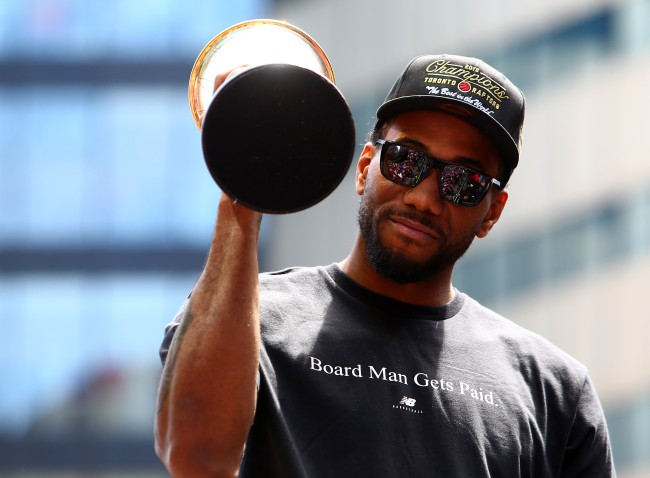 Vince Carter claims Kawhi Leonard should be included in the GOAT discussion if he wins just one more NBA title; and he's 100% right
