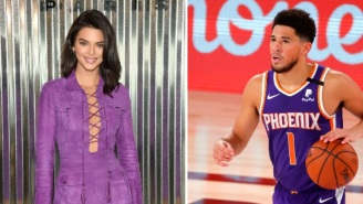 Suns' Devin Booker Went On A Date With Kendall Jenner Immediately After Getting Out Of NBA Bubble