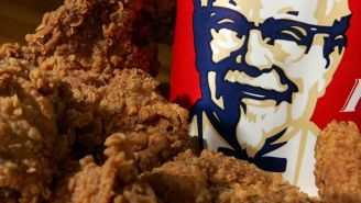 KFC Is Altering Its Famous Slogan Because Lickin' Your Fingers Is Not A Good Thing To Do During A Pandemic