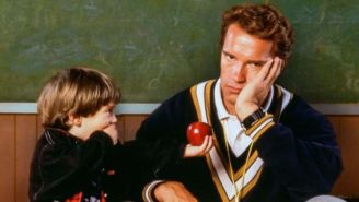 HELP, A Woman Got A 'Kindergarten Cop' Screening Canceled And Now I Don't Know How To Kidnap A Child