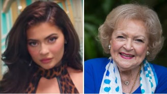 The Internet Hated Kylie Jenner's Appearance In The 'WAP' Music Video So Much That They Want To Replace Her With Betty White