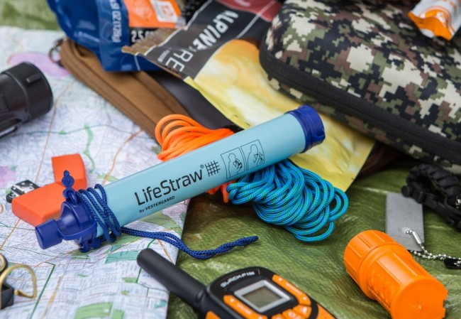 LifeStraw Personal Water Filter Deal