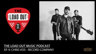 Chris Vos of The Record Company Gets Funky in The Load Out Music Podcast
