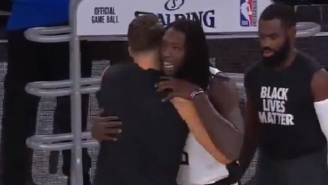Clippers' Montrezl Harrell Apologizes To Luka Doncic For Calling Him A 'P-ssy Ass White Boy', Doesn't Get Fined Or Punished By The NBA