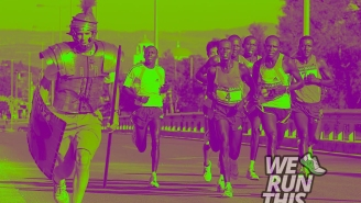 These Are The Weird Rules Runners Have To Follow During Marathons