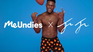 Get 'Litty' With The JuJu Smith-Schuster Approved Underwear, Socks And Loungewear Styles From MeUndies