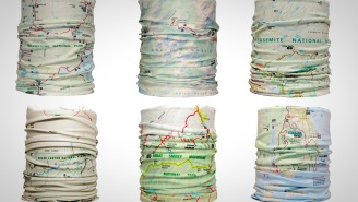 Keep The Sun Off Your Neck This Spring And Summer With These Awesome National Park Gaiters