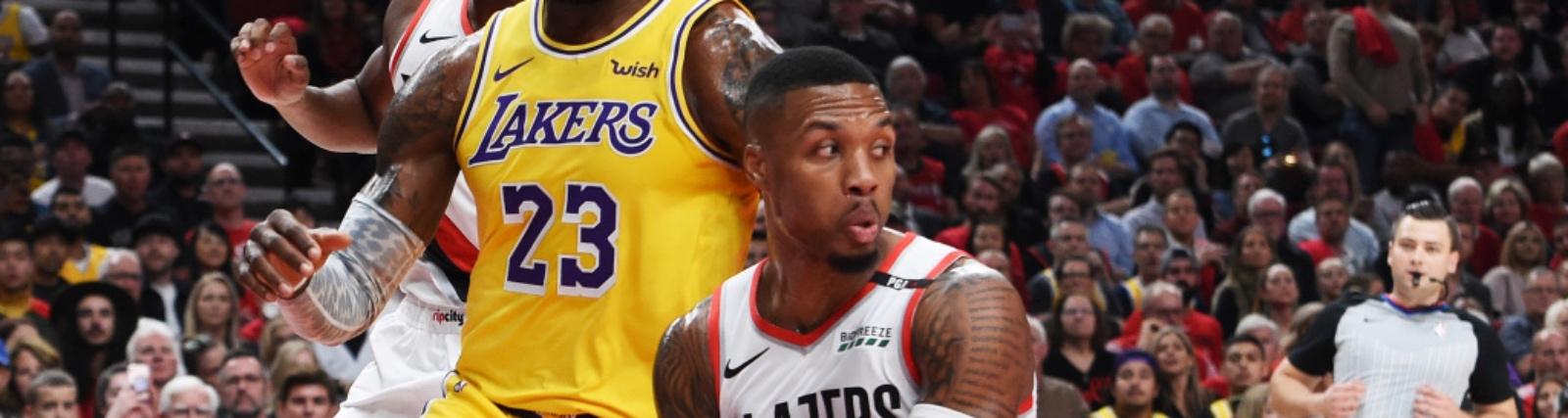 New Conspiracy Claims NBA Teams Are Purposely Throwing Games To Get A Blazers-Lakers Playoff Series