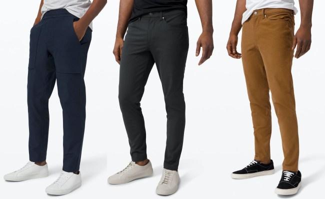 Lululemon new men's pants
