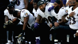 Some Prominent Black Players Are Reportedly Thinking About Sitting Out A Game During NFL Season To Protest Police Brutality