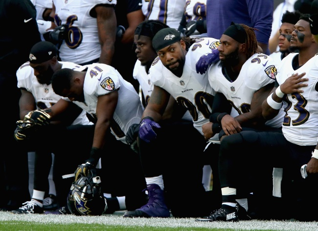 With the NFL season set to start on September 10, some reports claim prominent black players could sit a game to protest police brutality