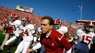 Nick Saban Thinks High-Level Players Opting Out Will Turn A Spring CFB Season Into JV Games