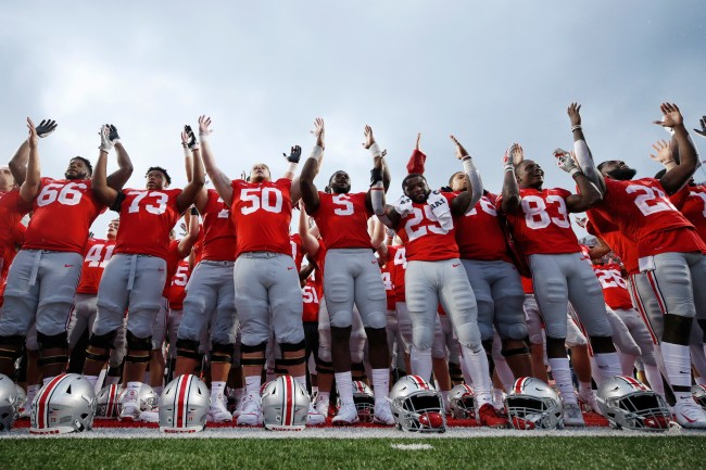 Ohio State football is reportedly hoping to play a 10-game schedule with five other Big 10 programs this year
