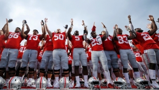 New Report Claims Ohio State Football's Working With A Handful Of Other Big Ten Teams On A 10-Game Schedule