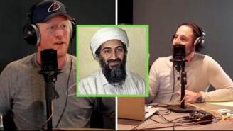 TikTok Of Robert O'Neill Discussing Shooting Osama Bin Laden Has Gone Viral
