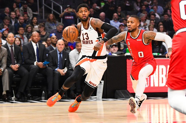The Paul George-Damian Lillard beef seems to be squashed after the former cleared the air once family members got involved