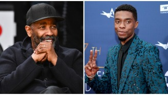 Chadwick Boseman's 2019 Speech Honoring Denzel Washington For Privately Paying His Acting Tuition Two Decades Ago Is Legendary