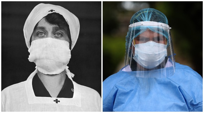 Badass 107-Year-Old Woman Who Survived Both The Spanish Flu And COVID May Be Immortal