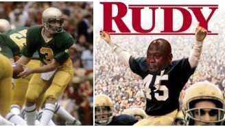 Joe Montana Saying Rudy Ruettiger Was More Of A Punchline Than An Inspiration In Real Life Is A Threat To American Values