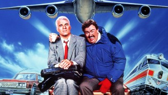 'Planes, Trains & Automobiles' Is Being Remade With Will Smith And Kevin Hart Because We're Living In Hell