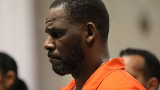 R. Kelly Was Reportedly Attacked In Prison While Awaiting Trial For Sexual Assault And The Variety Of Other Charges He's Facing